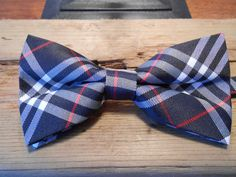 THE AFTON Collection Bow Tie.Adjustable PreTied Double par TieFly, $39.99