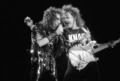 Dio and Yngwie Malmsteen