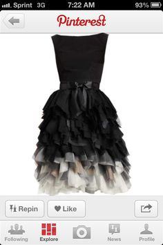 Dress I want for 8th grade graduation http://pieceofebay.blogspot.com/2016/07/how-to-save-money-on-homecoming-dance.html
