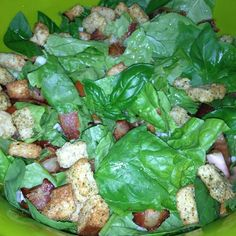 I am so proud to say that I grew this salad!! Fresh Buttercrunch and Iceberg lettuce harvested from my garden, fresh picked basil, Roma tomatoes, carrots, mozzarella and hickory smoked bacon! Nothing processed! #Healthyeating