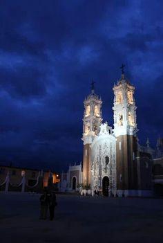 Basilica de Ocotlan