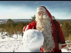Santa Claus' Snow Magic