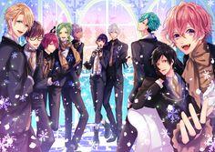 B-Project BProject Zerochan Anime Image Board Slice Of Life, Me Me Me Anime, Anime Guys, Anime Manga, Anime Art, Boy Illustration, Idole, Anime Music, Ecchi