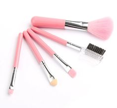 Mini makeup brush set / Little Makeup Lovers