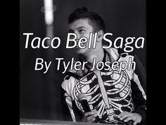 TB Saga- Tyler Joseph No Phun Intended (Lyric Video) - YouTube