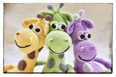 Giraffes made by me at Nanny Sim''s Toybox https://www.facebook.com/nannysimstoybox?fref=photo
