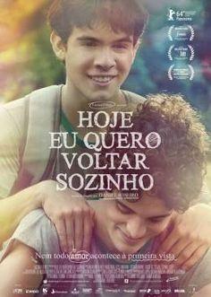 Hoje Eu Quero Voltar Sozinho (2014) #Brasil