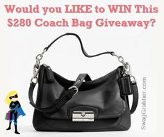 a6fa004ae8 GIVEAWAY  Enter to Win a  280 Coach Bag   Last Day to Enter