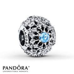 PANDORA Charm Disney, Cinderellas  Wish/St. Silver - $75.00