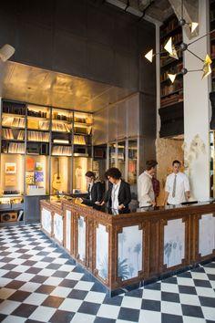 Ace Hotel Los Angeles | Remodelista