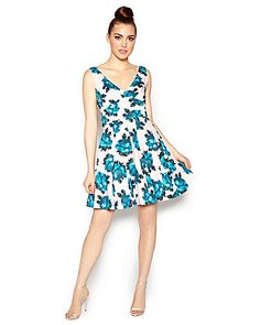 BETSEYS BLUE FOR YOU DRESS