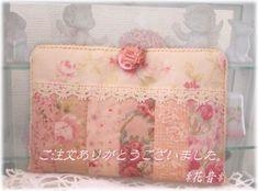 先着順『ピンク薔薇のカード入れ』 限定2セット、販売してます♪ ありがとうござい...
