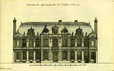 | Hôtel d'Aumont, Paris, of The Dukes d'Aumont |  The Hôtel d'Aumont is a former hôtel particulier, at 7, rue de Jouy, in the 4th arrondissement of Paris; it was built as the seat of the ducs d'Aumont. It is sited south of the Marais.