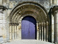 Saint-Jouin-de-Marnes - Abbey Church | Flickr - Photo Sharing!