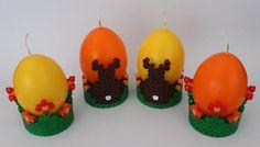 DIY: Eierbecher aus Bügelperlen