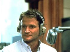"""Robin Williams ~ I am sickened by the negative comments by some who are ignorant of the causes and process of mental illness. Why is it when someone is in a wheelchair, there is sympathy, but when someone's brain is """"crippled"""", some do not see they are both pathology. Robin was a genius at comedy and a good person. What you say is excruciatingly painful for his family. Shame on you."""