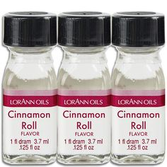 Cinnamon Roll Flavoring Oil - Layer Cake Shop