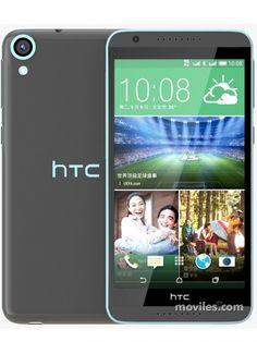 HTC Desire 820G plus dual sim (Desire 820G+ dual sim) Compara ahora:  características completas y 2 fotografías. En España el Desire 820G plus dual sim de HTC está disponible con 0 operadores: