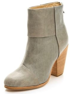 I love these Rag & Bone ankle boots!