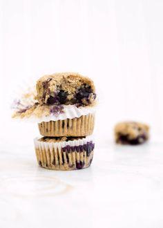 140 CALORIE BLUEBERRY BANANA OAT FLOUR MUFFINSReally nice  Mein Blog: Alles rund um Genuss & Geschmack  Kochen Backen Braten Vorspeisen Mains & Desserts!