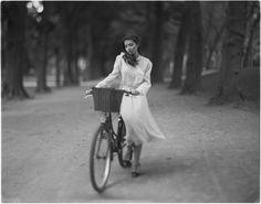 Girl with bicycle | por Radoslaw Pujan
