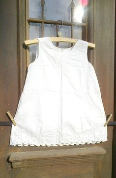 Chrismas GiftEmbroidered petticoat Upcycled Under by recyclingroom, $55.00