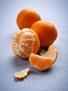 Tangerines Are Metabolic Masters