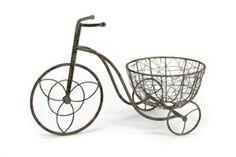 A Loja do Gato Preto | Floreira Bicicleta @ Florero Bicicleta #alojadogatopreto