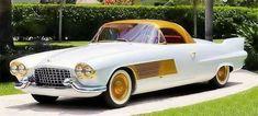 1953 Cadillac Elegante concept car