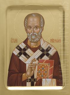 The Icon Painting Studio of St Elisabeth Convent will paint an icon of St Nicholas the Wonderworker for you. Once it is ready, the icon will be consecrated in St Elisabeth Convent