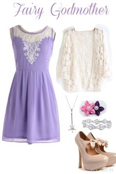 Fairy Godmother, Disney Outfits, Image, Fashion, Moda, La Mode, Disney Fashion, Fasion, Disney Clothes