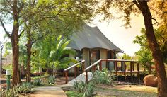 There is no better way to experience the African bush than the Chisomo lifestyle