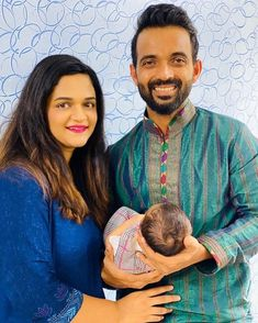 Ajinkya Rahane celebrate Diwali with his wife Radhika and newly born daughter Indian Cricket News, Latest Cricket News, Remove White Background, Cricket Time, Teen Celebrities, Cricket Match, Copyright Music, Beautiful Bollywood Actress, Business Card Mock Up