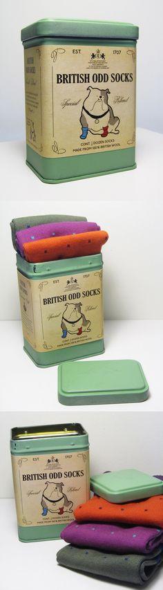 British Odd Socks