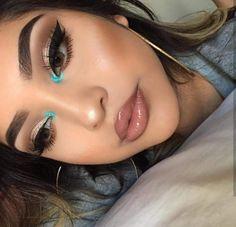 Gorgeous Makeup: Tips and Tricks With Eye Makeup and Eyeshadow – Makeup Design Ideas Makeup Eye Looks, Cute Makeup, Glam Makeup, Gorgeous Makeup, Pretty Makeup, Skin Makeup, Makeup Inspo, Eyeshadow Makeup, Beauty Makeup