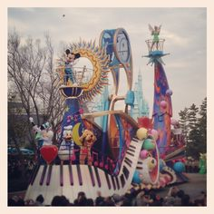 Jubilation @Tokyo Japan Japan Disney Land