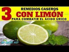 como reducir el acido urico con remedios caseros