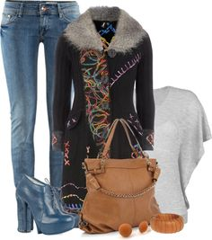 """Untitled #1307"" by lisa-holt ❤ liked on Polyvore"
