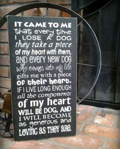 This is for every Pet Lover out there..... agreed????