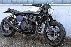 1993 Honda CB750 Nighthawk.