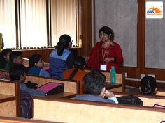 Teachers Workshop on LIFE SKILLS by Dr Namrata Dhiman, Prof. SCERT at IIT Delhi, in an event organized by AVAS India
