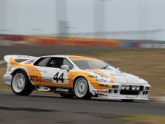 Lotus Esprit GT race car