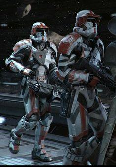 Rebel Legion :: View topic - Old Republic Havoc Squad Trooper armor