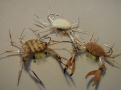fly tying | Fly Tying Nation: Furry Crab Fly Tying Instruction