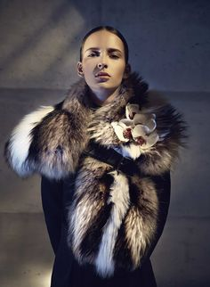 FENDI F/W 14 Fur Collection