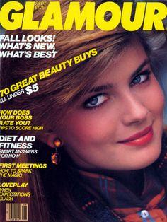 Paulina Porizkova - Glamour Sept 1982 (17 years old)