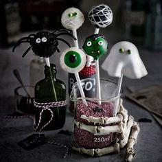Dolci di Halloween fantasmi, mummie e occhi. I nuovi mostri   Eventi e Wedding P. - The Wedding Blog
