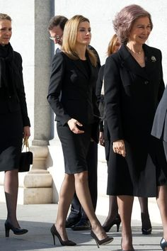 ZIMBIO: Spanish Royals Attend a Mass to Pay Homage to the Victims of Terrorist Attacks on 10th Anniversary 3/11/2014