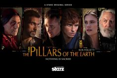 Pillars of the Earth Mini-Series