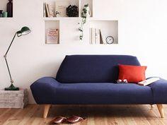 寒色系ソファおすすめ!ブラウン、黒、紺、ブルーなど落ち着いた色のソファ厳選